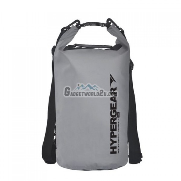 Hypergear Adventure Dry Bag Water Resistant 30 Liter - Grey