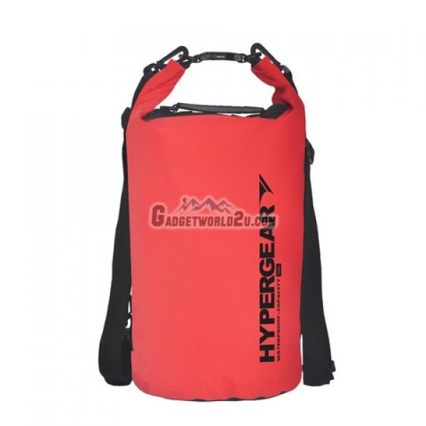 Hypergear Adventure Dry Bag Water Resistant 30 Liter - Red