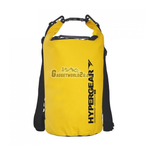 Hypergear Adventure Dry Bag Water Resistant 30 Liter - Yellow