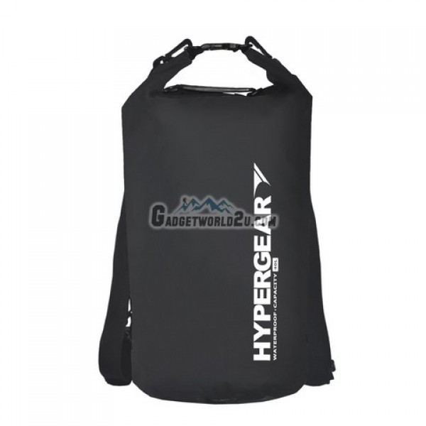 Hypergear Adventure Dry Bag Water Resistant 40 Liter - Black