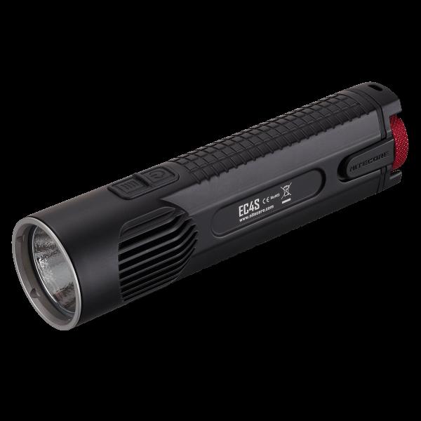 Nitecore EC4S Cool White CREE XHP50 LED 2150 Lumens Flashlight