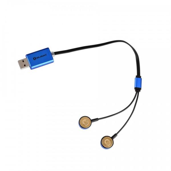 Olight UC Universal Magnetic USB Charger Li-ion Ni-MH Battery