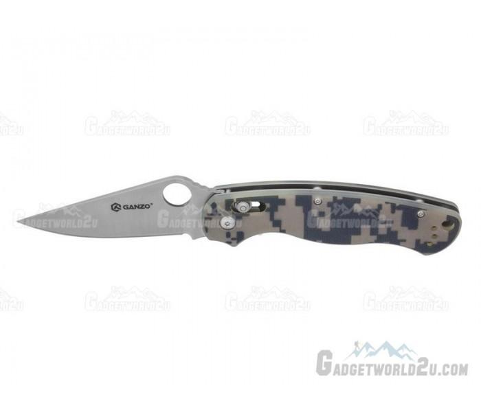 Ganzo G729 Ca Axis Lock G10 Folding Knife