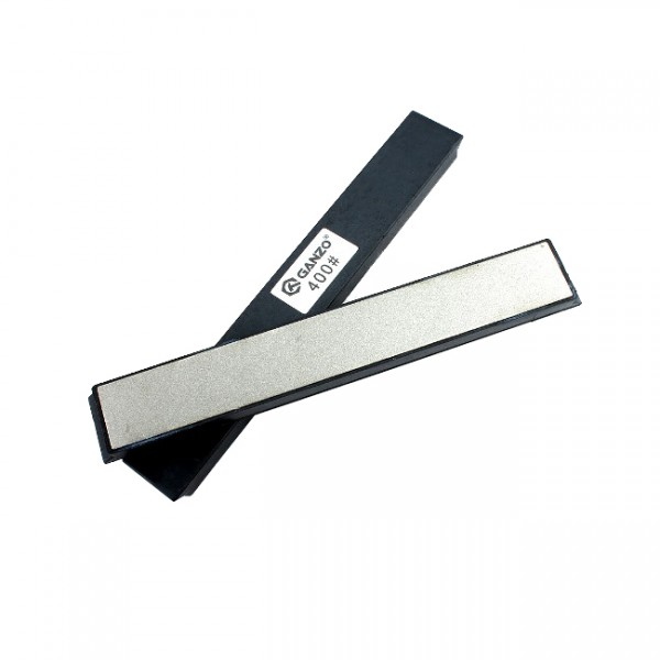 Ganzo Diamond Knife Sharpening Stone 400 Grit