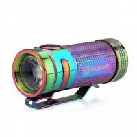 LIMITED EDITION - Olight S MINI Baton TI Rainbow PVD CREE XM-L2 LED Flashlight