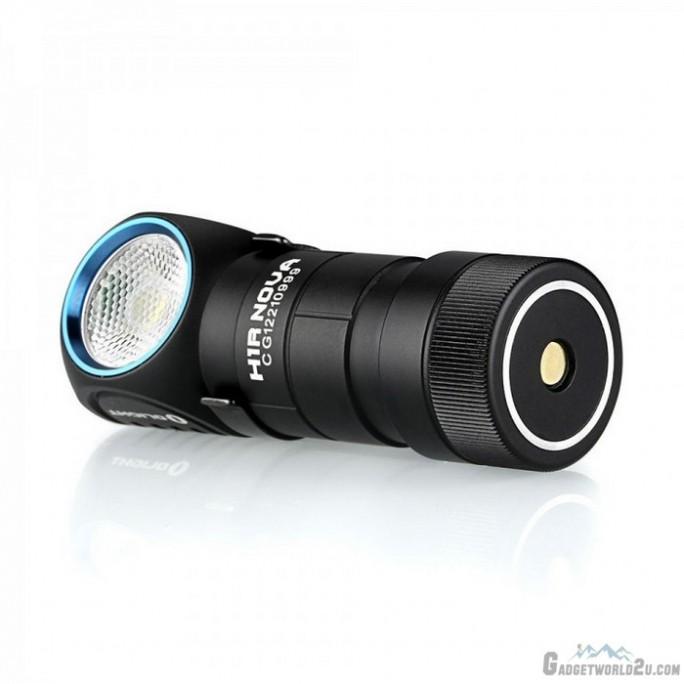 Olight H1R Nova Neutral White CREE XM-L2 LED Clip Light Headlamp