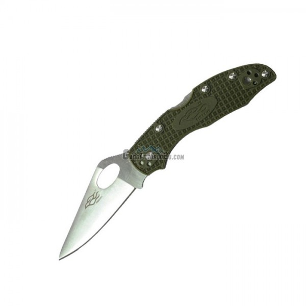 Ganzo Firebird F759M-GR Back Lock FRN Handle Folding Knife