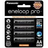 Panasonic Eneloop Pro AA x4 2550mAh NiMH Rechargeable Battery