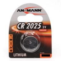 Ansmann CR2025 Lithium 3.0V Battery