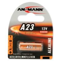 Ansmann A23 / 23AE / LR23 / MV21 / L1028 Lithium 3V Battery
