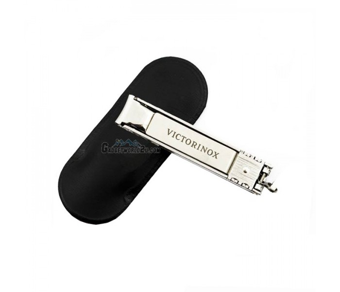 Victorinox Nail Clipper Keychain Size w Pouch 8.2055.CB