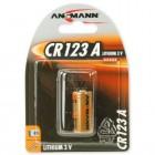 Ansmann Lithium 3V CR123 CR123A Primary Battery