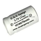 10180 3.7V 70mAh Rechargeable Li-ion Battery