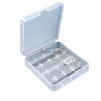 4 Cell 18650 Storage Case - Fits 1-4pcs 18650 Battery