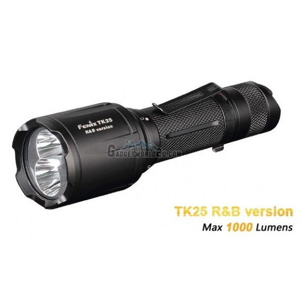 Fenix TK25 R&B CREE XP-G2 S3 LED Flashlight