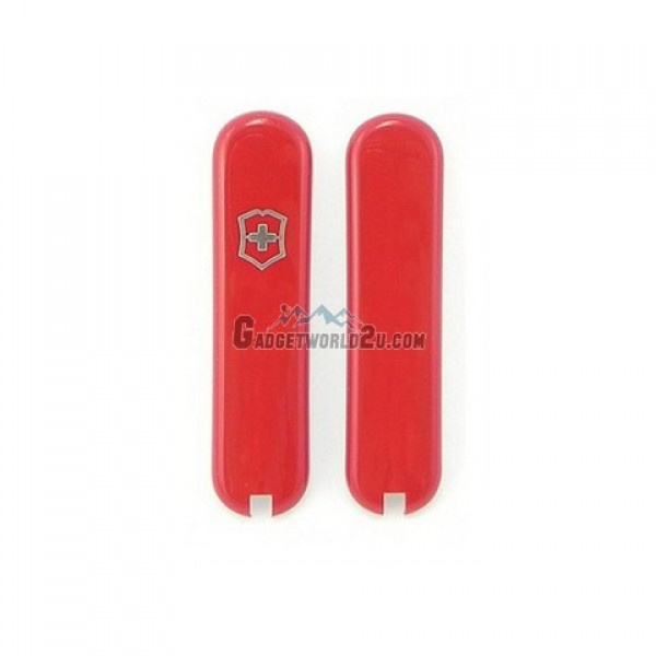 Victorinox 58mm Scale Handles Red