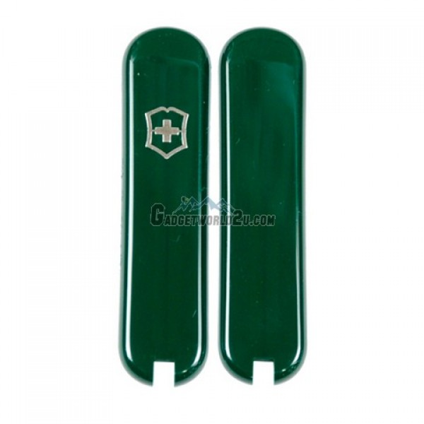 Victorinox 58mm Scale Handles Green