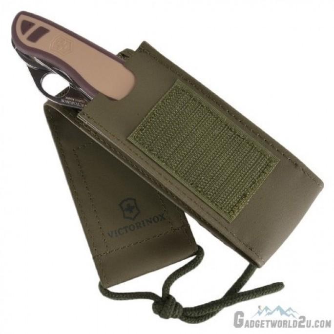 Victorinox Od Green Nylon Belt Pouch L 4 0837 4