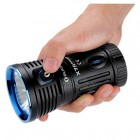 Olight X7R Marauder 12000L Rechargeable 3x CREE XHP70 LED Flashlight